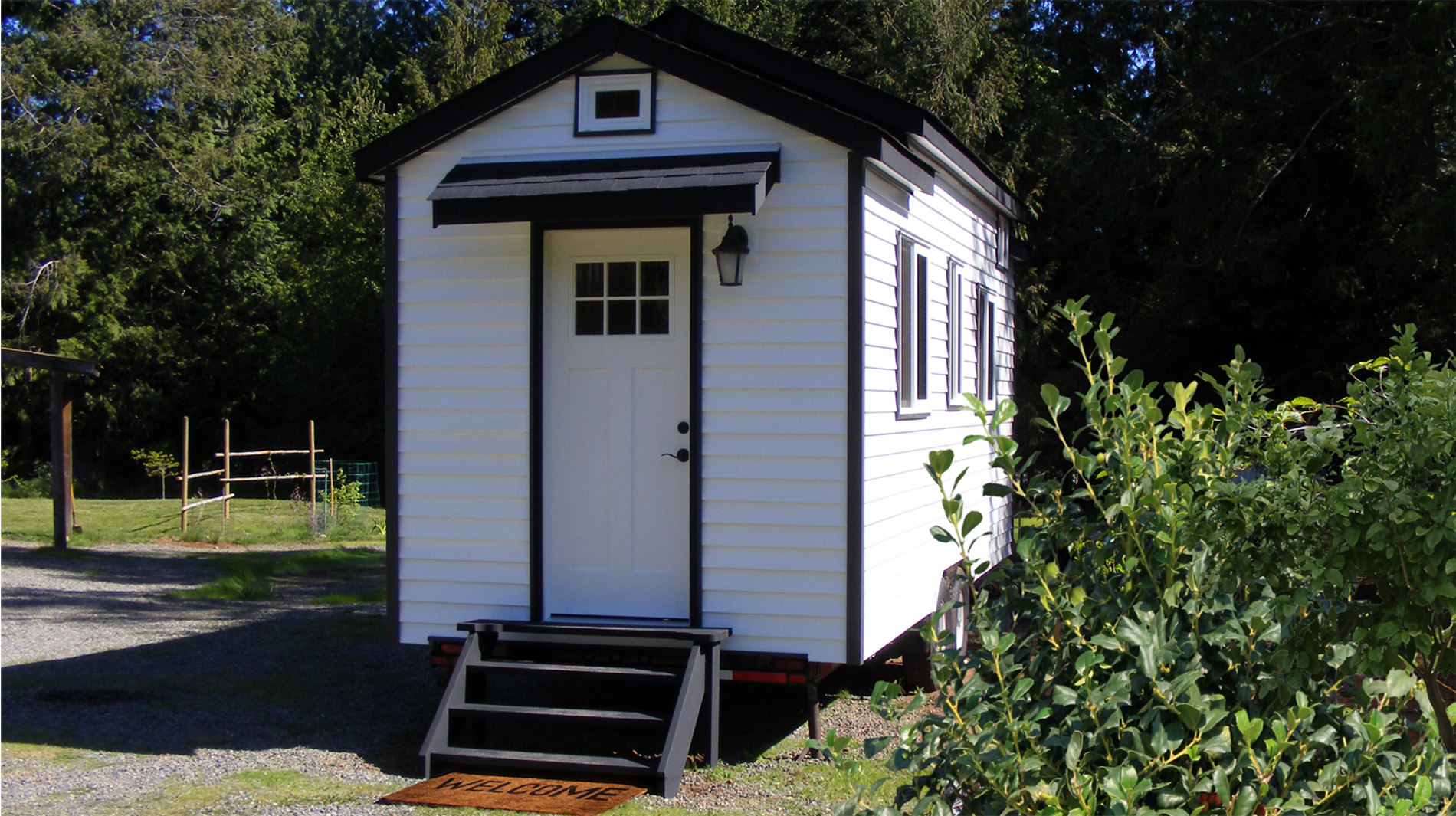 Vancouver Island Tiny Homes Welcome